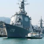 海軍遊覧船①小